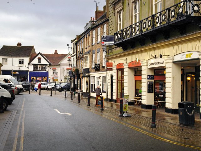 The extended one-hour free parking in Knaresborough Market Place is set to come to an end this Friday.