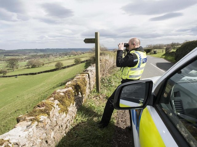 Police have cracked down on driving offences in the county.