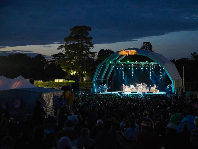 Deer Shed Festival near Masham was set to welcome the likes of James and Stereolab this summer,