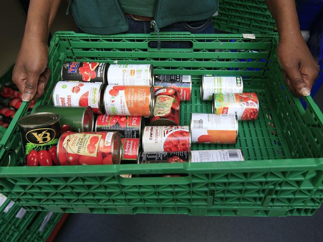 Hundreds of emergency food parcels handed out to Harrogate children during pandemic