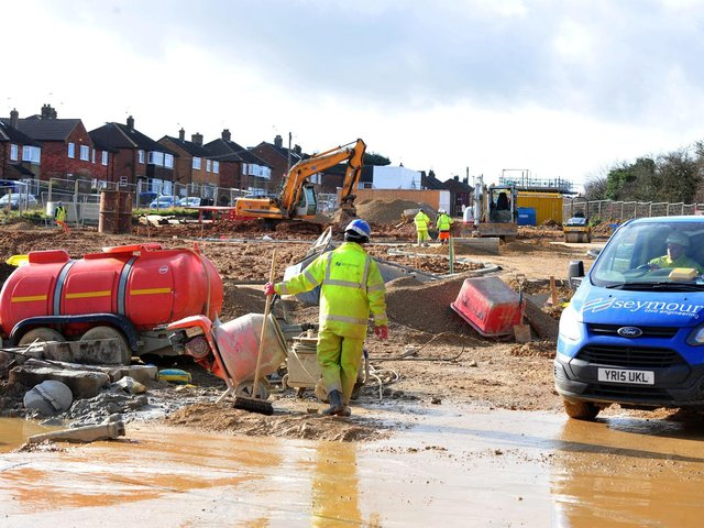 Residents in the Kingsley Drive area have long-campaigned against what they claim is the over-development of their part of Harrogate. There are now even greater fears that the Local Plan is not strong enough to stop builders.