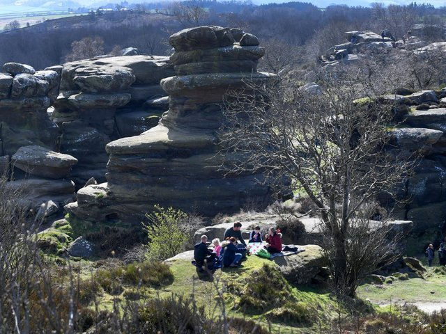 Fancy heading into Nidderdale for some outdoor rock climbing and stunning views? Head to Brimham Rocks to see the amazing natural rock formations. Located at Brimham Moor Road, Summerbridge, Harrogate HG3 4DW.