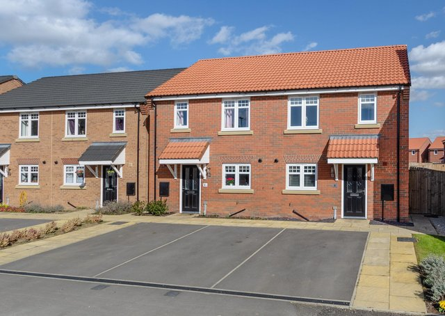 6 Pasture Close, Langthorpe, Boroughbridge - £168,000 (for an 80 per cent share; £210,000 in total) with Stephensons, 01423 324324.