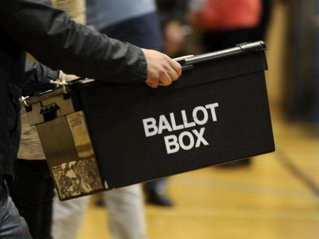 Voting will take place on 6 May.