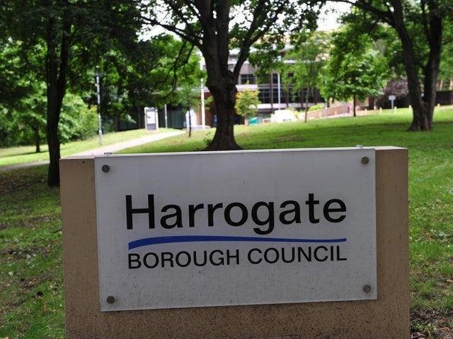 Pictured: Harrogate Borough Council's headquarters at Knapping Mount.