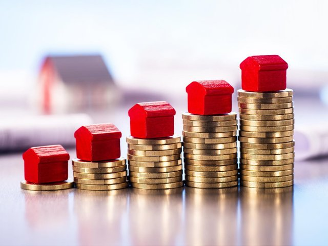 This is how house prices have been affected in the area during the Covid crisis. Picture: Adobe Stock.