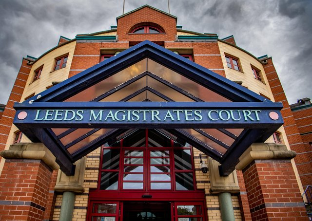 Leeds Magistrates Court.