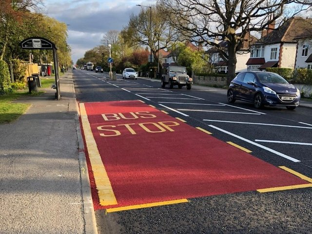 The four-week resurfacing programme of Leeds Road between Beech Avenue and Princess Royal Way in Pannal is complete.