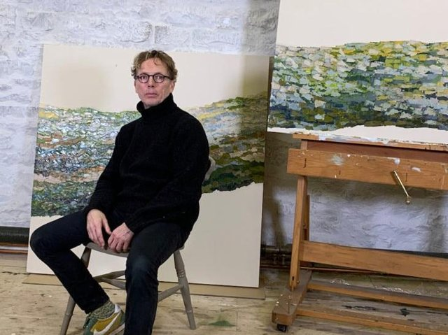 Messums in Harrogate is set to launch the debut exhibition of  fashion-designer-turned-artist Graeme Black