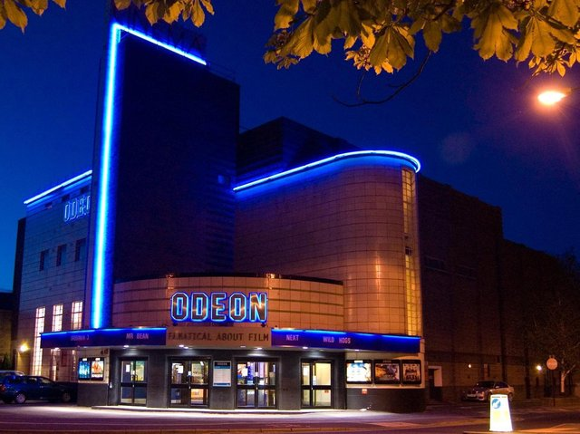 Staff at the Harrogate Odeon say they are looking forward to preparing the historic cinema on East Parade for reopening.