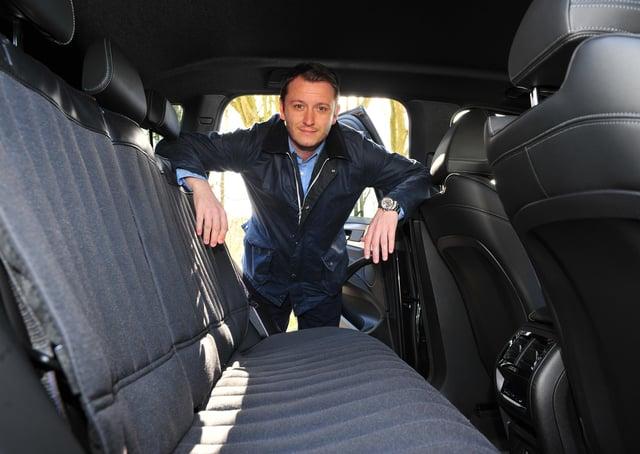 Josh Hanning set up Harrogate-based automotive accessories company Hanubu at the start of the first 2020 lockdown.