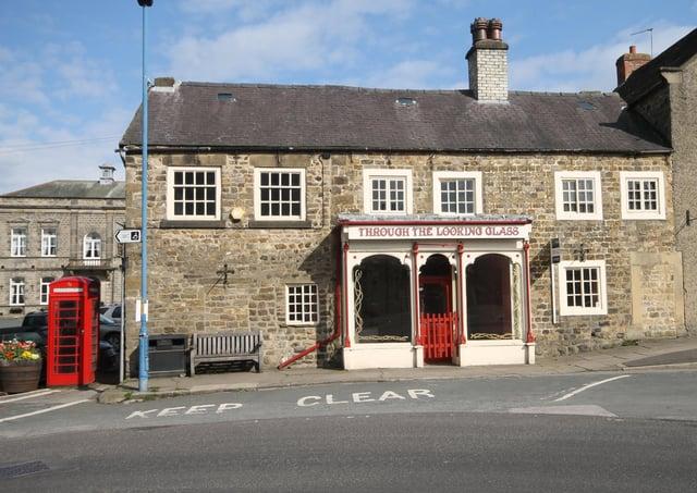 1 Market Place, Masham - £245,000 with Giles Edwards, 01765 688353.