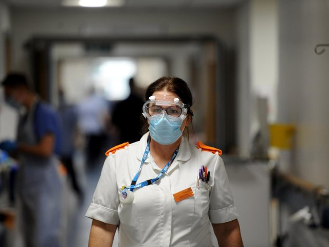 Data shows there have been thousands of missed appointments at Harrogateand District NHS Trust during the pandemic. Picture: Gerard Binks.