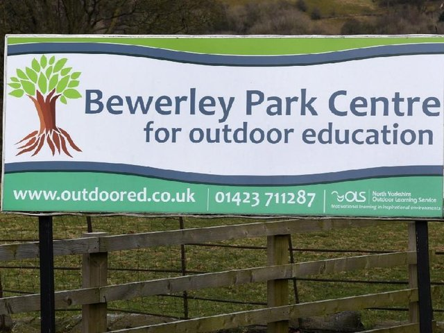 Bewerley Park outdoor education centre in Nidderdale could be at risk