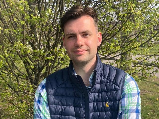 By-election winner Conservative Matt Scott.