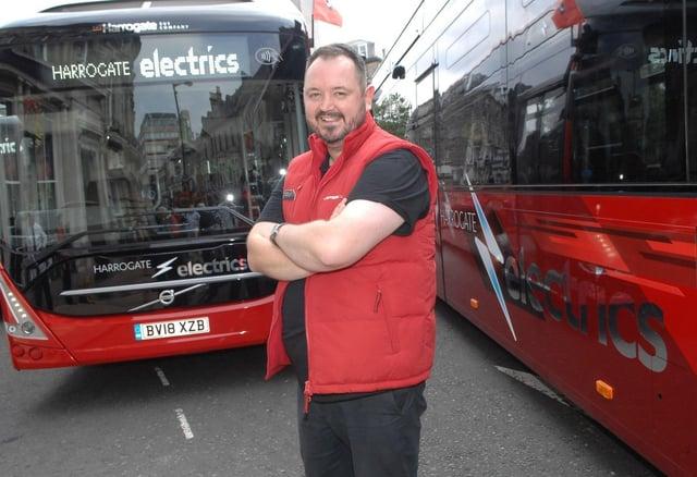 NADV 1807261AM1 New Buses. CEO Alex Hornby.  (1807261AM1)