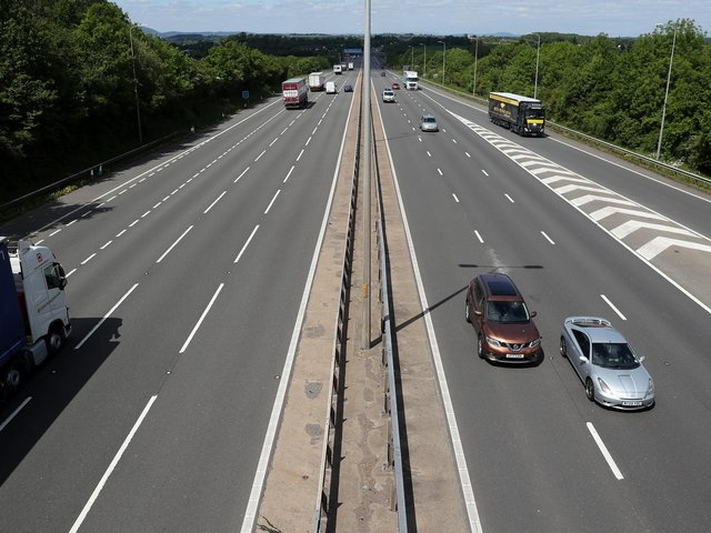 Car journeys on North Yorkshire's roads fell by a quarter due to Covid-19 lockdowns