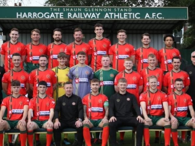 Harrogate Railway AFC will be taking on the Three Peaks Challenge in Yorkshire in order to raise money for Harrogate Hospital & Community Charity (HHCC).
