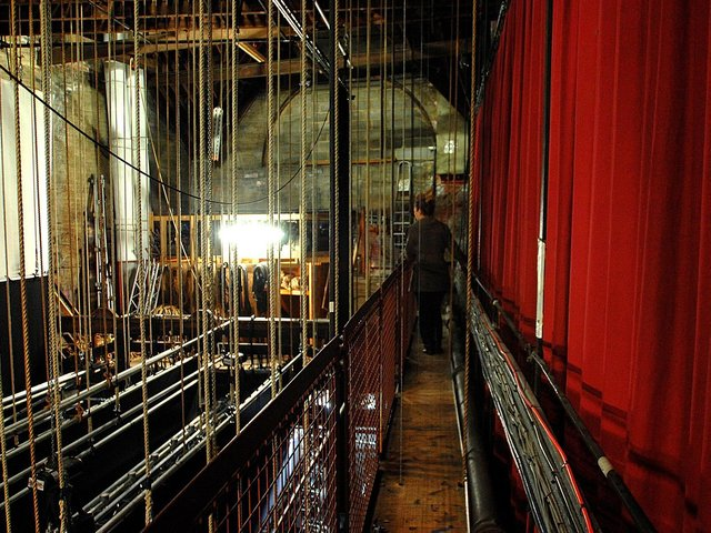 Harrogate Theatre is taking shows to community venues as its roof is repaired.