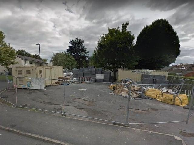 This is the car park near Dene Park. Photo: Google.