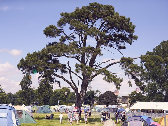 Deer Shed Festival in North Yorkshire is bringing its new and improved Base Camp back this July in line with Covid rules.