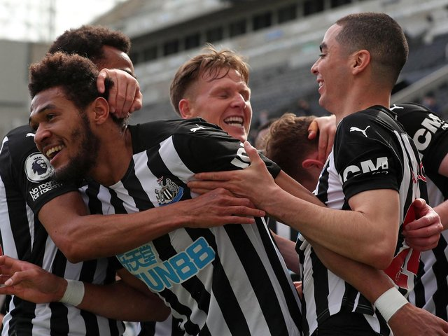 Newcastle United will visit Harrogate Town for a pre-season friendly this summer. Pictures: Getty Images