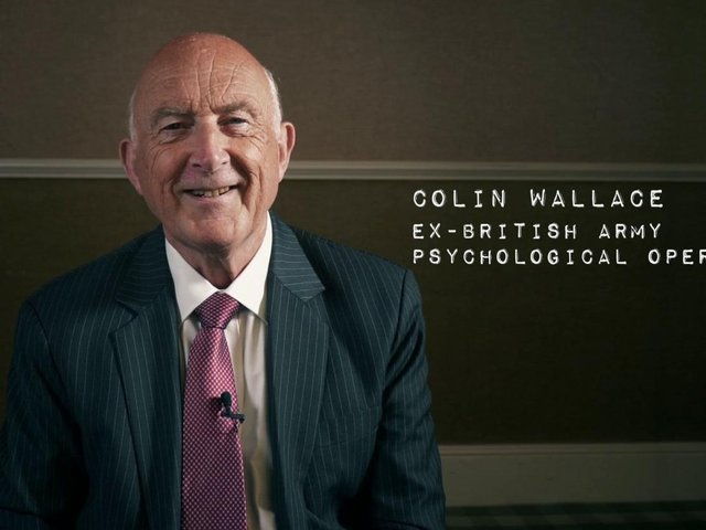 New documentary  - Colin Wallace, a former Senior Information Officer at the Ministry of Defence  who specialised in psychological warfare during The Troubles in Northern Ireland.
