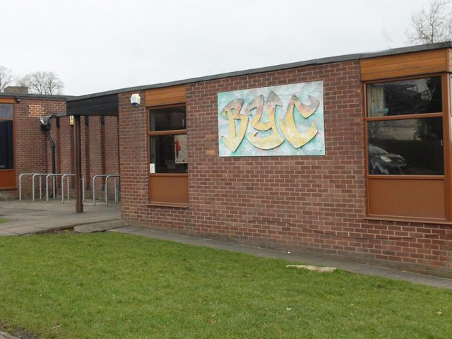 Bilton Youth Club, which closed down years ago. Picture: Adrian Murray.