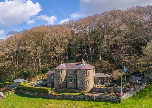 Knox Hall, Low Laithe - £875,000 with Beadnall Copley, 01423 503500.