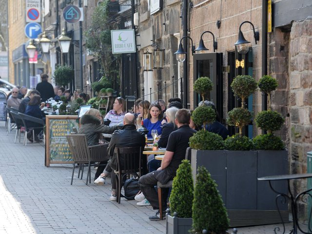 Harrogate Borough Council is stepping up its support for the hospitality sector.