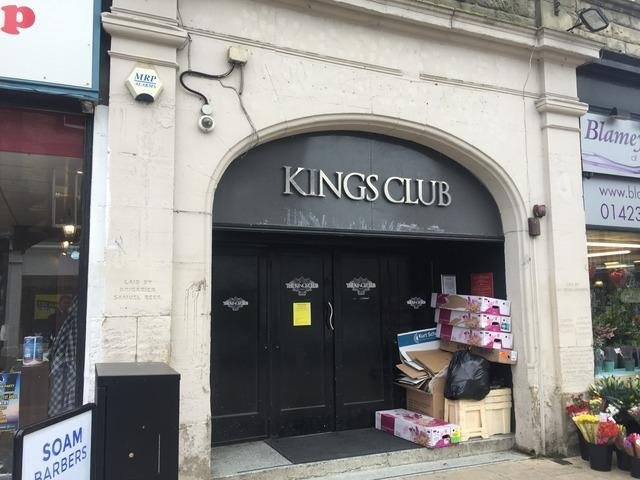 Kings Club is located on Oxford Street.