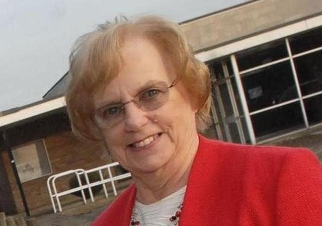 Maureen Brewer.