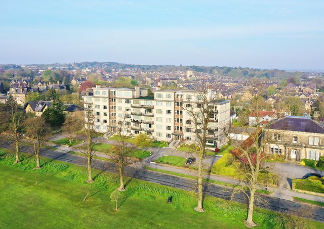 11 Beech Grove Court, Beech Grove, Harrogate - £1m with Strutt & Parker, 01423 561274.