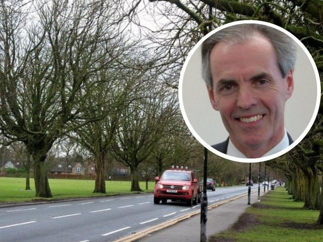 Councillor Don Mackenzie: 'The whole aim of the active travel scheme is to encourage active travel but sadly we could not demonstrate local support'