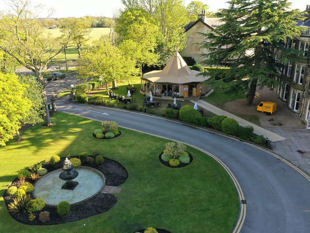 Harrogate BID's networking first event in 14 months is returning on Thursday, June 3 to be held at Cedar Court Hotel's Tipi on The Stray.
