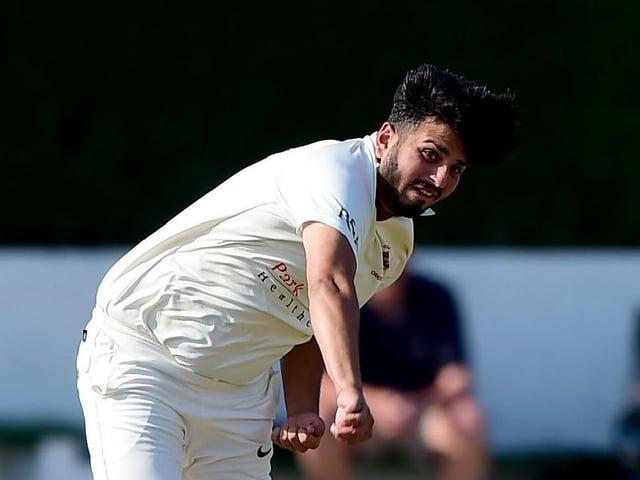 Awais Ejaz took five wickets to help Bilton CC get the better of Addingham.