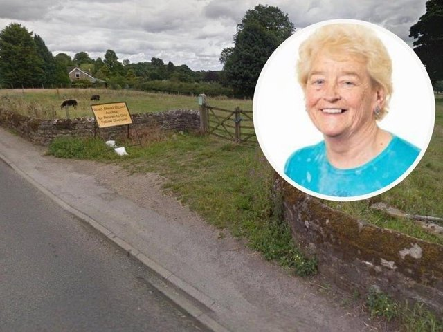 Conservative councillor Margaret Atkinson wants final planning permission to build a new home in Kirkby Malzeard.