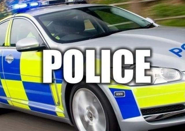 Police appeal after crash.