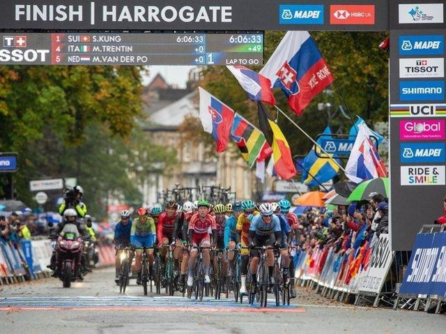 The UCI Road World Championships were held across nine days in September 2019.