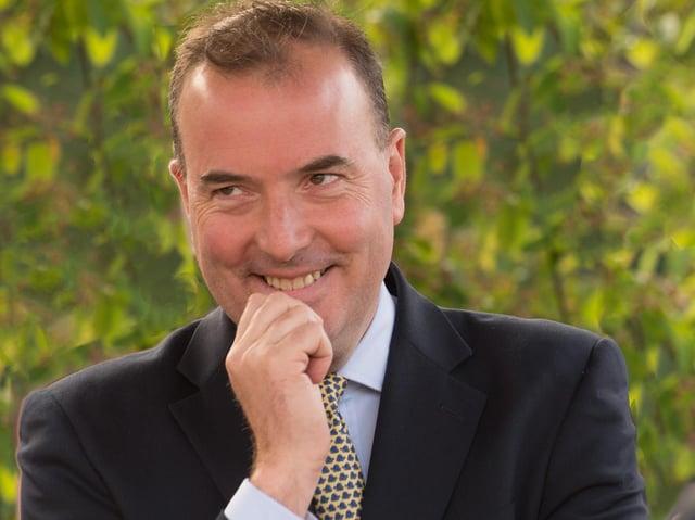 Podcast - Peter Banks, Rudding Park's Managing Director.