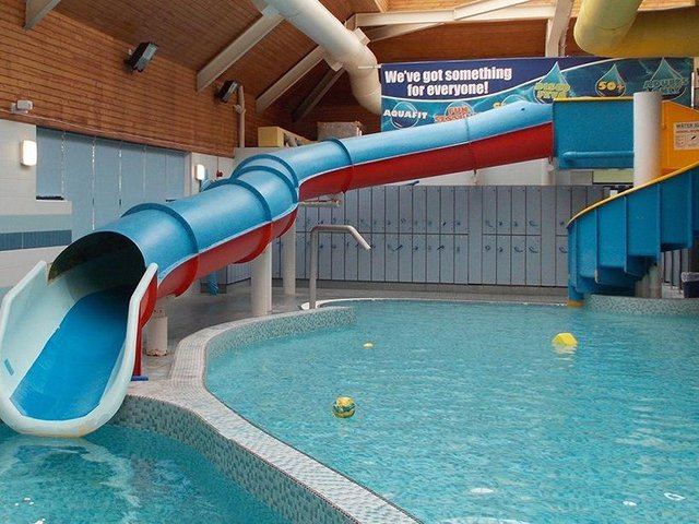 Harrogate Borough Council has announced Knaresborough Pool will reopen in July, but no exact date has been confirmed. Photo: HBC.