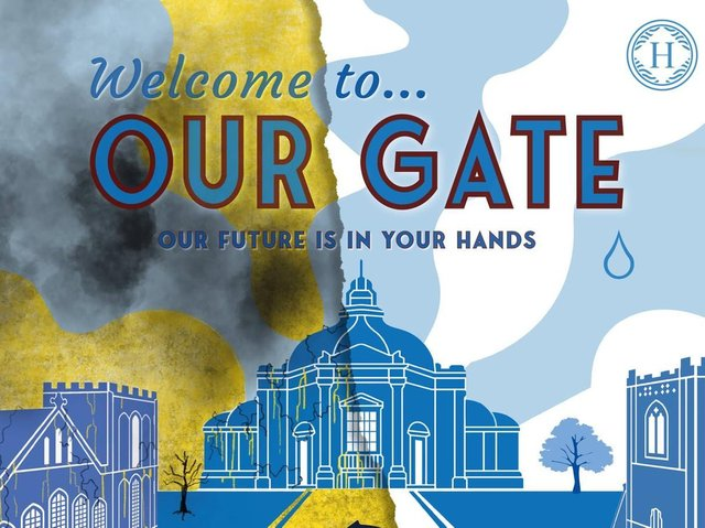 Harrogate Theatre is to present Our Gate, a dynamic new immersive community play this summer.
