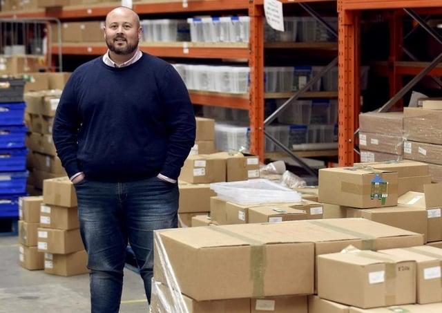 Doug Mutter, director of vaping retailer VPZ.