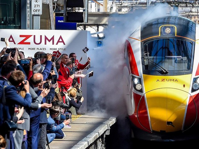 Potential Harrogate Azuma train boost - LNER's proposed new timetable from May 2022 seeks to build on more than a decade of planning and investment in LNER's new Azuma trains and Network Rail's modernisation of the East Coast's tracks.