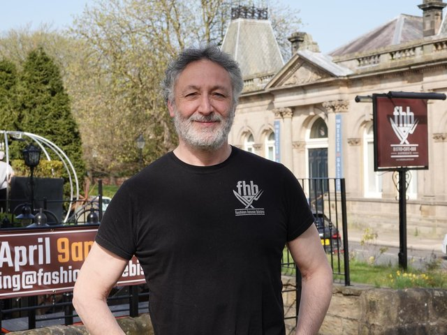 Concerned by roadmap delay -  David Dresser, owner of Fashion House Bistro on Swan Road in Harrogate, said once again it was the hospitality sector that was feeling the economic pain.