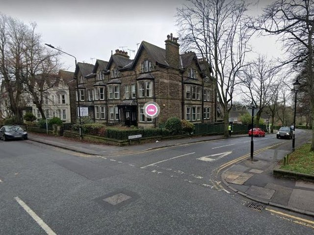 Police are appealing for witnesses to an incident of sexual assault that occurred between Kings Road and Coppice Drive in Harrogate at around 3.50pm on Monday. Picture: Google Maps.