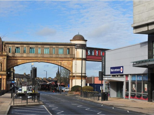 Station Parade, Harrogate
