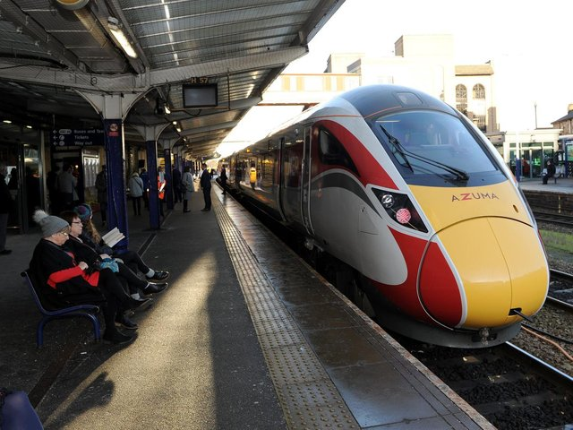 Plans for improvements to the Azuma trains and Harrogate-London rail links have been welcomed by Harrogate and Knaresborough MP Andrew Jones.