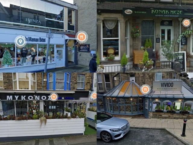 Here are some of the best restaurants in Harrogate according to Tripadvisor.