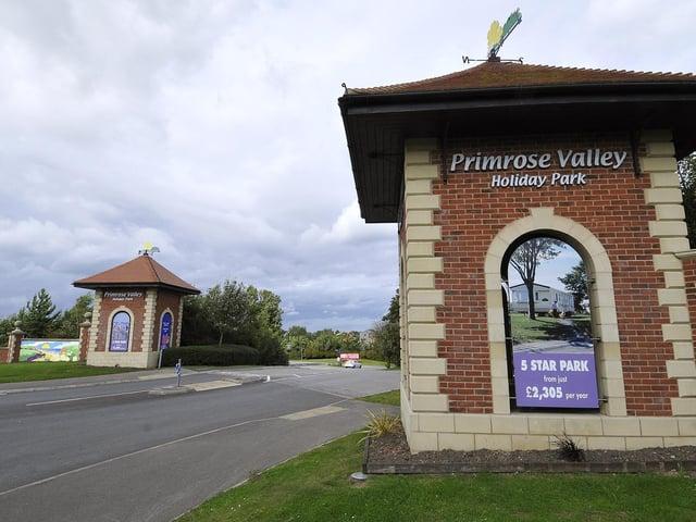 Primrose Valley on the East Coast
